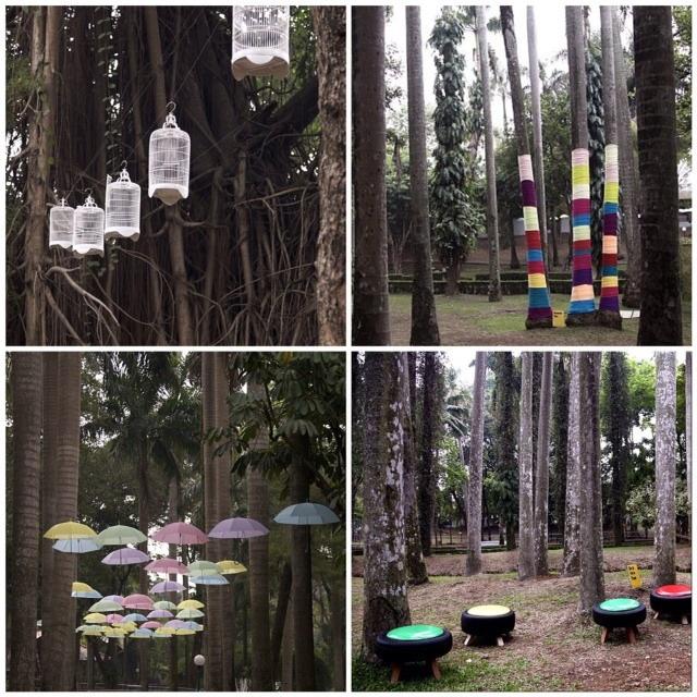 Park 'decorum ', Jakarta-Indonesia
