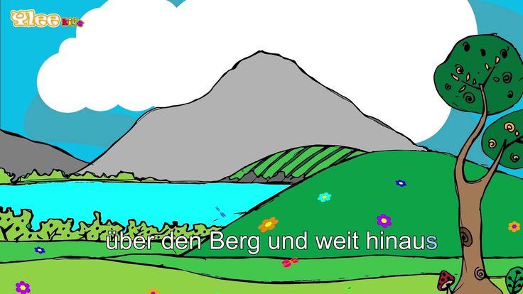 Fünf kleine Enten - Sing mit (Karaoke Version) mit Text am Bildschirm