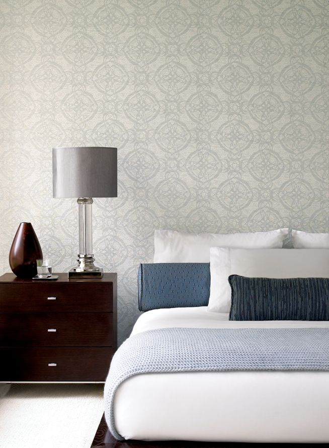 Rajas York Wallcovering Stacy Garcia Contract Crown