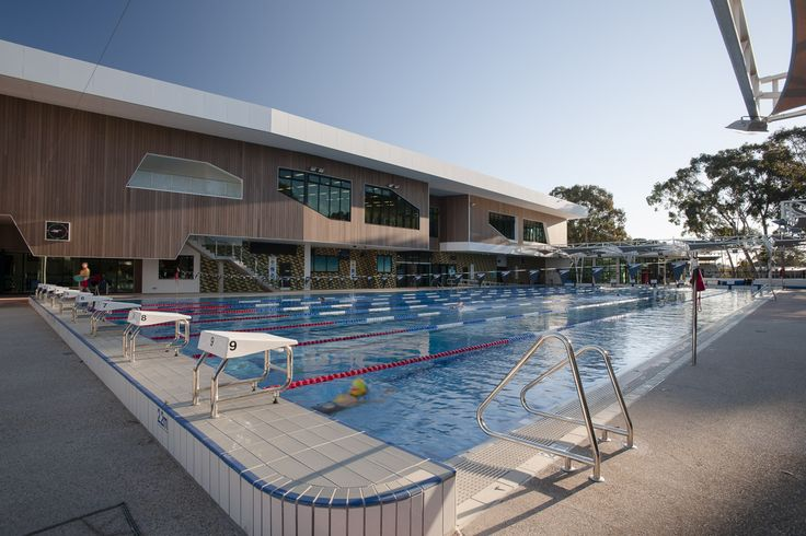 Hawthorn Aquatic & Leisure Centre, Melbourne, Australia