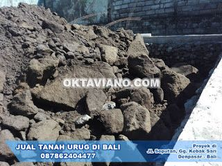 PASANG IKLAN BARIS ONLINE 1: Jual Tanah Urug Ke Denpasar Sanur Kuta Jimbaran Ca...