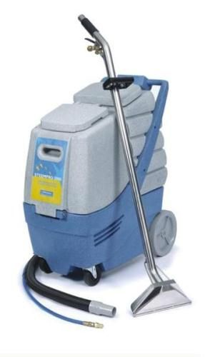 Steempro Powerplus is the Professional carpet & upholstery cleaning machine and has the extra capacity to tackle the really big jobs quickly and professionally.