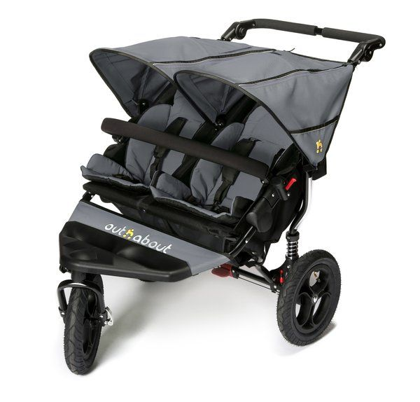 Out n About Nipper Double in now in stock. Limited stock available so buy yours now!