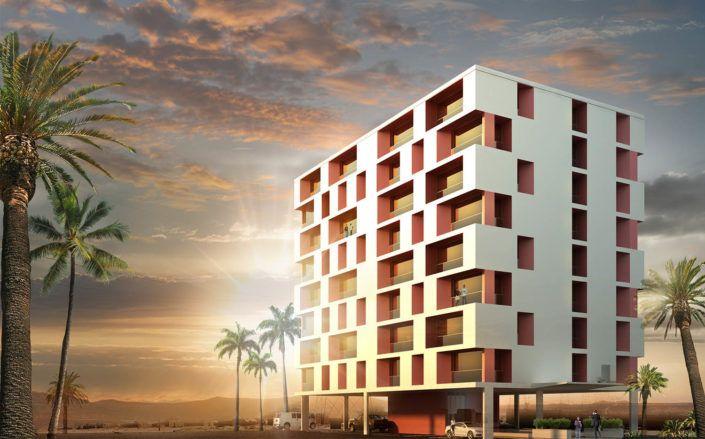 Edifício Habitação Senegal