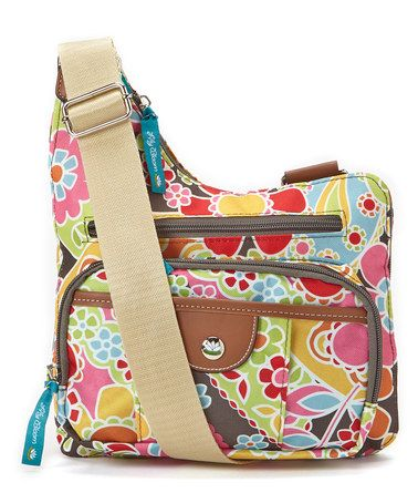 Another great find on #zulily! Caravan Upside Crossbody Bag by Lily Bloom #zulilyfinds