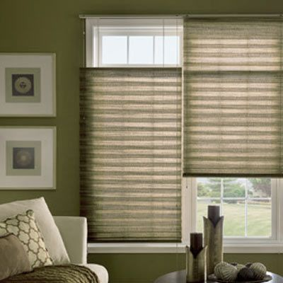 1000 images about pleated shades on pinterest for Bali motorized window treatments