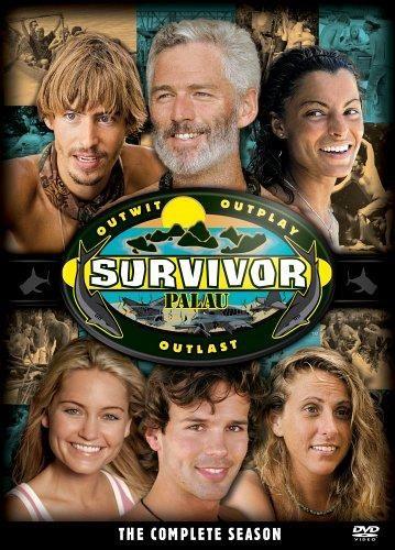 Jeff Probst & Rob Mariano - Survivor Palau - The Complete Season