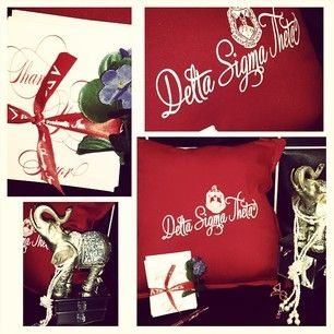 Instagram Photo By Sororitiquecom Delta Pillows Thank
