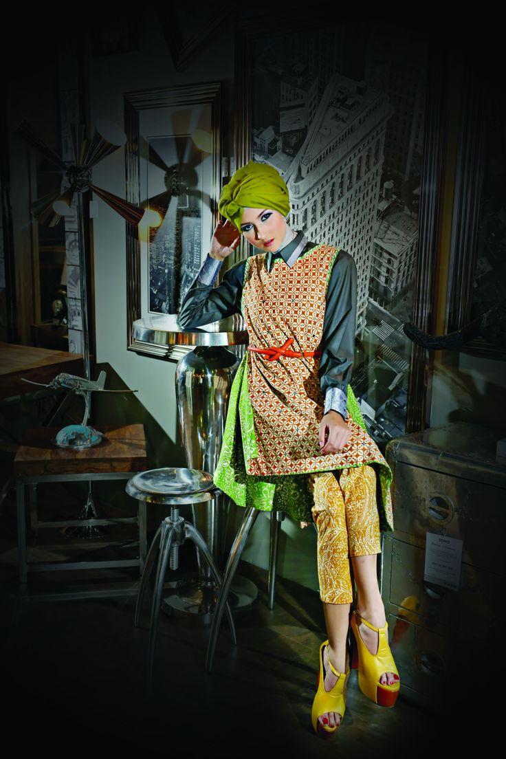 batik garutan #iwanamir #maisyia #outertwoface #pencilpant