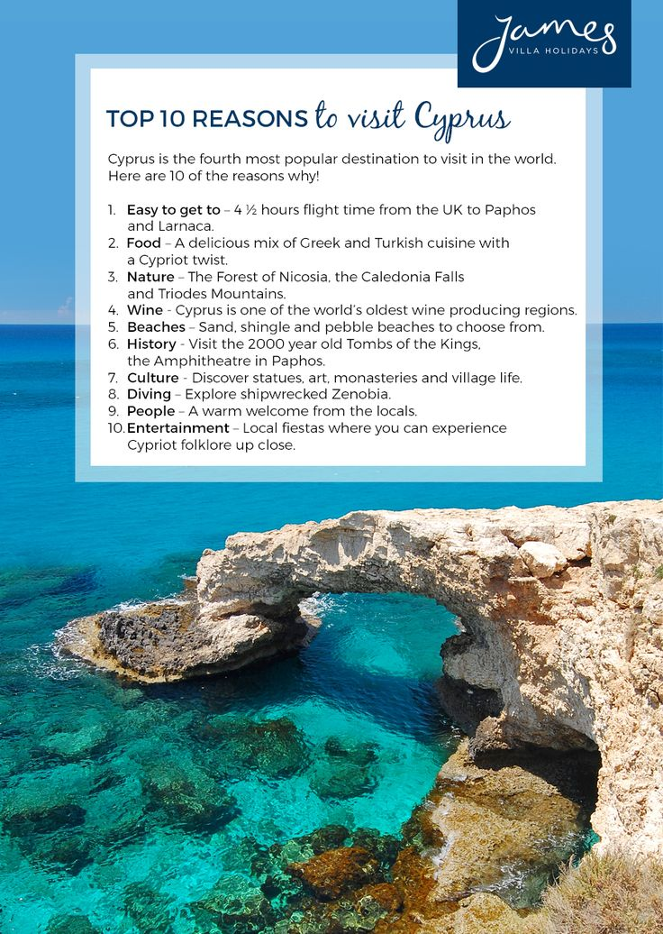 Discover Our Cyprus Holidays At James Villa
