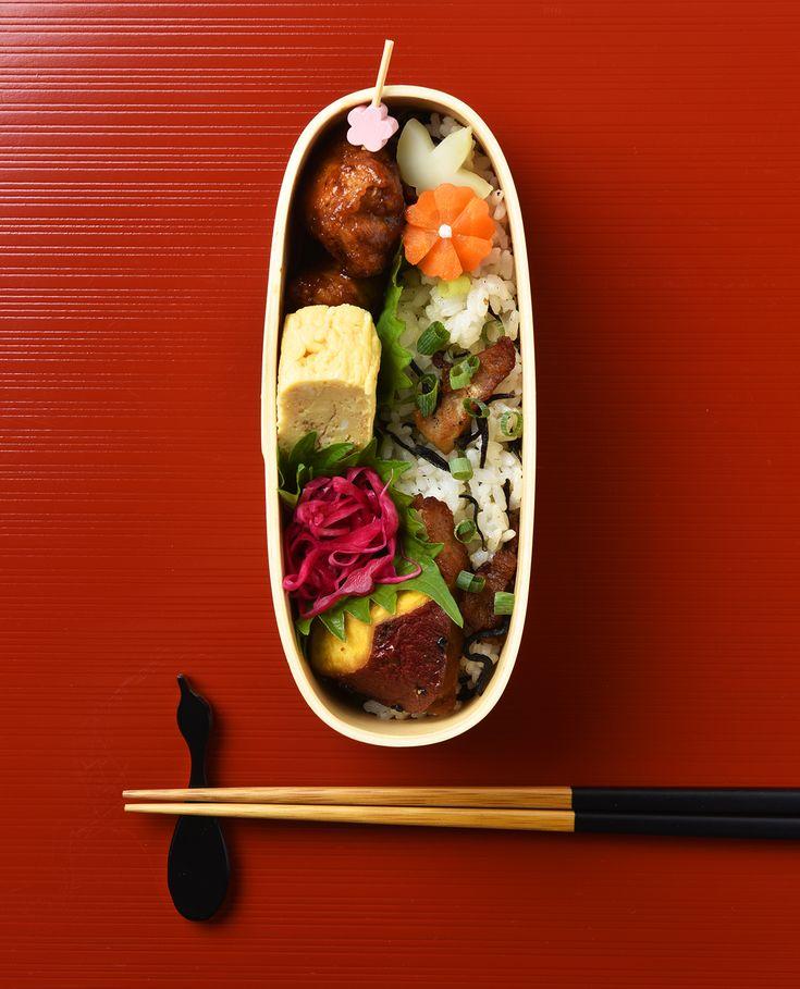 ひじきと豚肉のまぜご飯弁当 / Hijiki & Pork Rice Bento お弁当を作ったら #edit_jp で投稿してね!