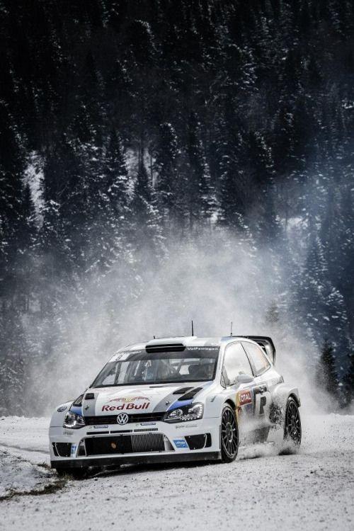 "gearheadsandmonkeywrenches: "" Volkswagen Polo R WRC. """
