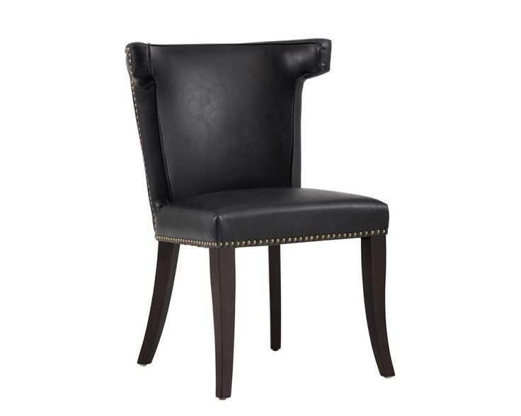 MURRY DINING CHAIR   5WEST   COAL BLACK