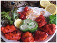 Tandoori Chicken Tikka YUM