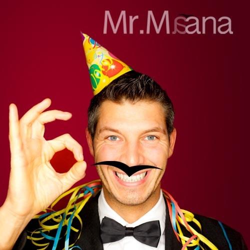 """Mr.Maana: Bu eğlenceye kim hayır diyebilir ki?  Yılbaşı kutlamanıza eşlik etmek isteyen MrMaana'nın, 1 kg Papağan kuruyemiş ve tombala oyunu ödüllü yarışmasında son günler!  """"Bu ödülleri istiyorum!"""" diyorsan seni şöyle alalım :- )"""