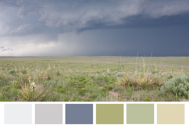 Storm chasing color inspiration.: Chase Color, Color Inspiration, Beautiful Color, Paintings Color, Rooms Color