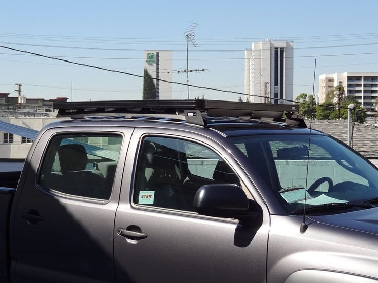 25 Best Ideas About Toyota Tacoma Roof Rack On Pinterest