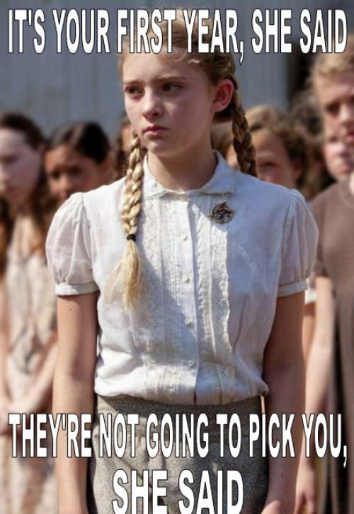 Prim: Favors, The Hunger Games, Funny, Book, Movie, Katniss Everdeen, Thehungergames, Hunger Games Humor, First