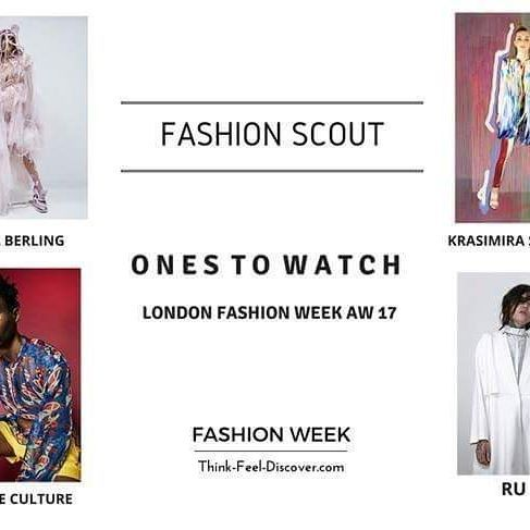 #ThinkFeelDiscoverFashionWeek . Proud to discover curious, creative, innovative designers and sharing with them a long term vision to STAND OUT OF THE CROWD! PRESENTATION in a few hours by Think-Feel-Discover.com. @fashionscoutlondon ONES TO WATCH AW/17 on February 17th , Freemasons Hall, London during @londonfashionweek  @joannaberling @krasimira_stoyneva @r_u.chen  @orangecultureng  #FashionScout #AW17 #otw #onestowatch #JoannaBerling #OrangeCulture #KrasimiraStoyneva #Ru…