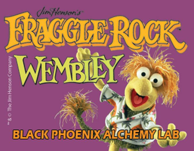 """To Wemble is a Fragglish word that means (roughly) """"to be so unable to make up one's mind that it's ridiculous."""" Wembley is indecision personified. Wembley has an uncanny ability to find merit on both sides of any issue. This talent occasionally casts him in the role of peacemaker.  Innocently indecisive: white musk, banana, orange blossom, honey, pineapple, and mint."""