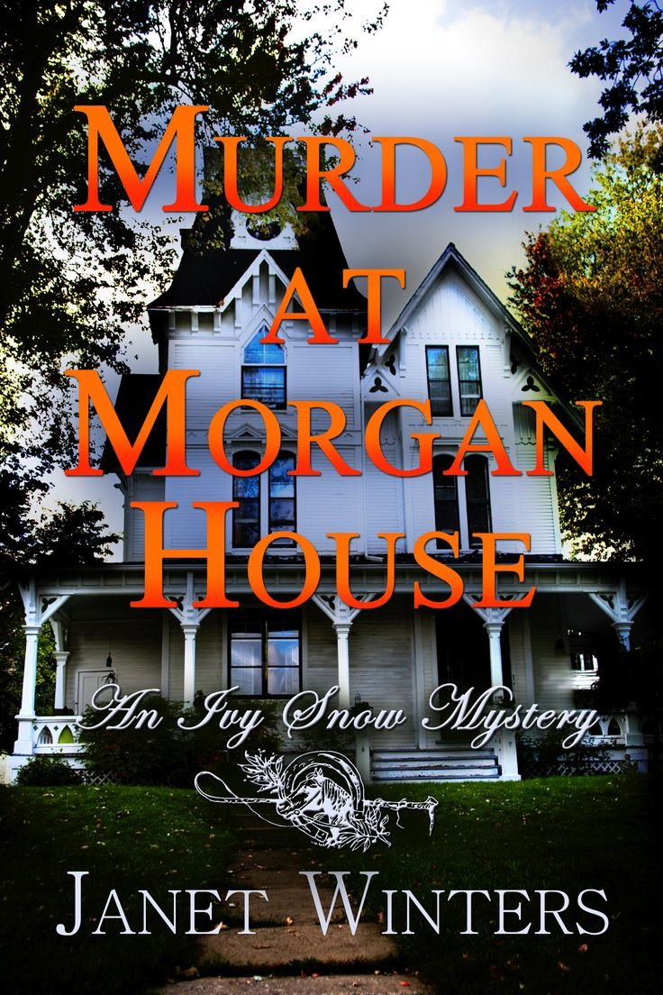 Book one of the ivy snow mystery series when ivy snow