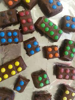 Lego Brownies