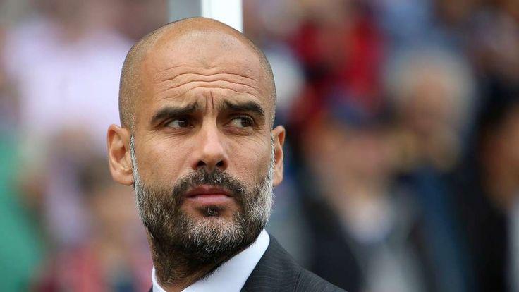 FC Bayern Trainer, Pep Guardiola