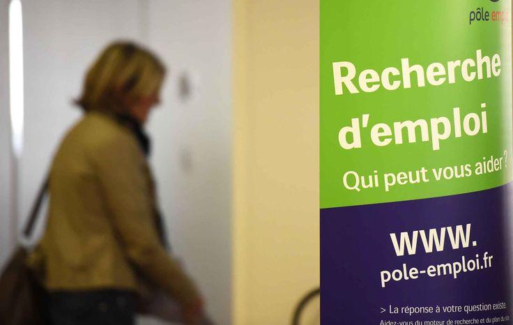 Illustration d'une agence Pole Emploi à Montpellier.