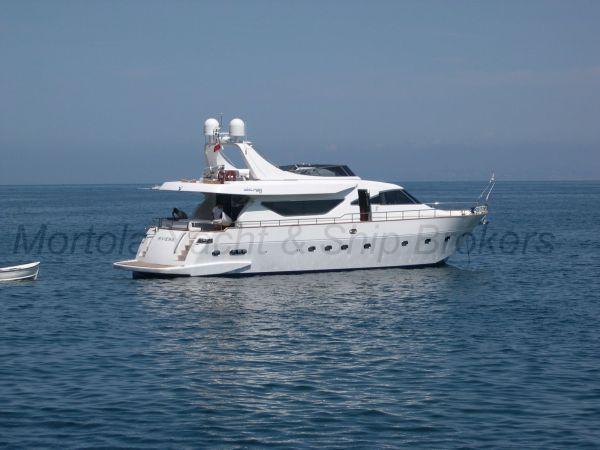 Alalunga 72 - http://boatsforsalex.com/alalunga-72/ -             US$2,554,110  Year: 2004Length: 72'Engine/Fuel Type: TwinLocated In: ItalyHull Material: FiberglassYW#: 75065-1931427Current Price: EUR1,850,000 (US$2,554,110) Alalunga 72 - 22 mt – 2004 – VTR- 2 x 1380 hp MTU – speed 30/34 knots - ...