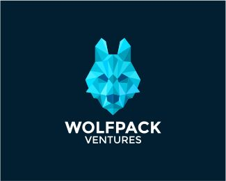 Wolfpack ventures Designed by yafi | BrandCrowd