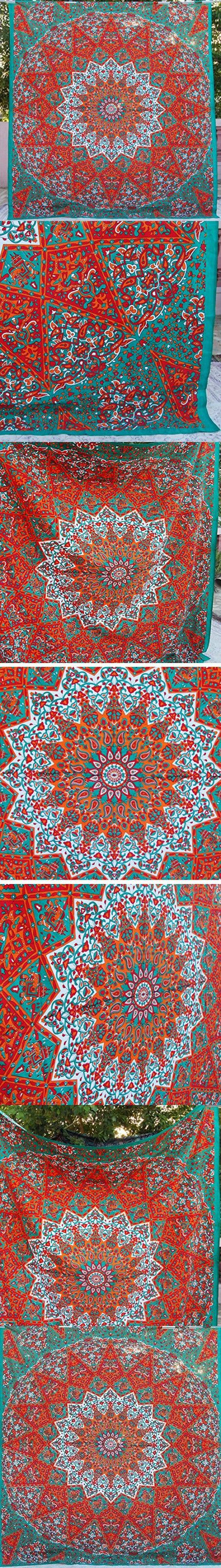 best 25 ethnic home decor ideas on pinterest balcony for dogs jaipurhandloom queen indian star mandala psychedelic tapestry hippie bohemian wall hanging tapestries bedspread bedding