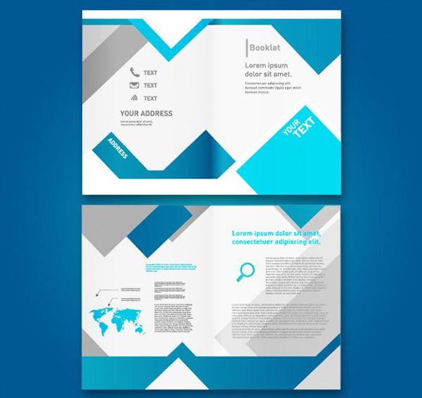 31 best Brochure design images on Pinterest Pamphlet design - free booklet template