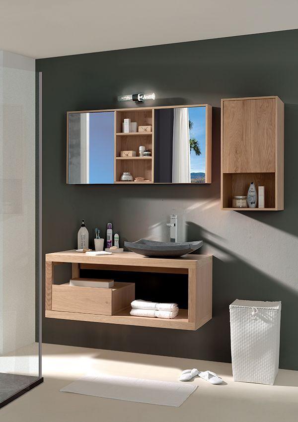 28+ Meuble double vasque salle de bain cocktail scandinave ideas