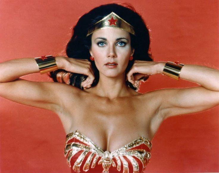 Woman   Lynda Carter as Wonder Woman