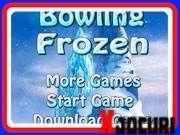 Bowling cu Anna Si Elsa