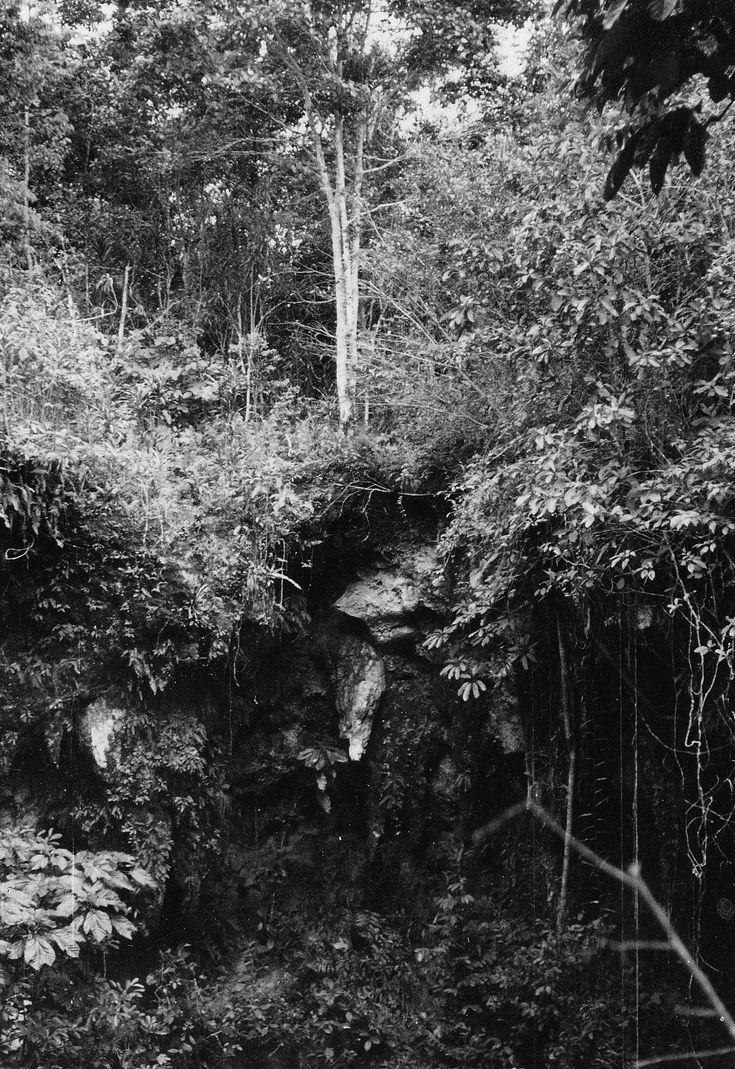 THE JAPANESE CAVES (GOA JEPANG), BIAK 1961 Goa, Japanese