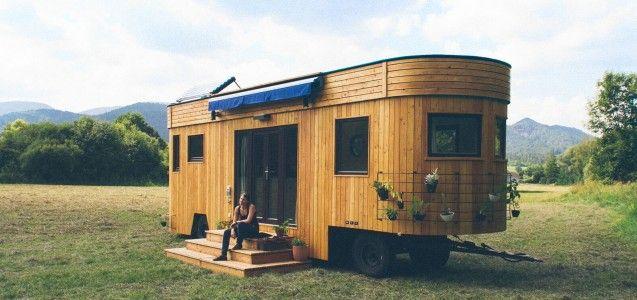 Der Wohnwagon – das energieautarke Eigenheim für Minimalisten | Utopia.de