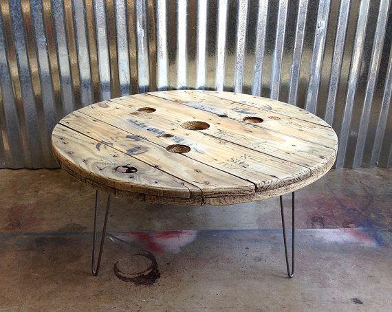 Table Basse Avec Enrouleur De Cable – Phaichicom ~ Enrouleur Cable Bois