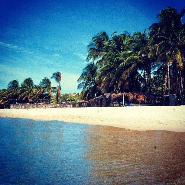 Playas de nuestro país. Foto @cheorodriguezq