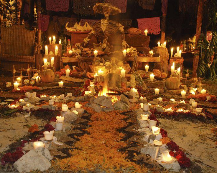 Día de Muertos (De un jalón hasta el Panteón) | Animationem