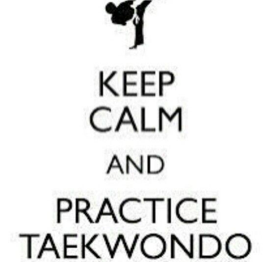 Taekwondo, my passion, my love, my sport