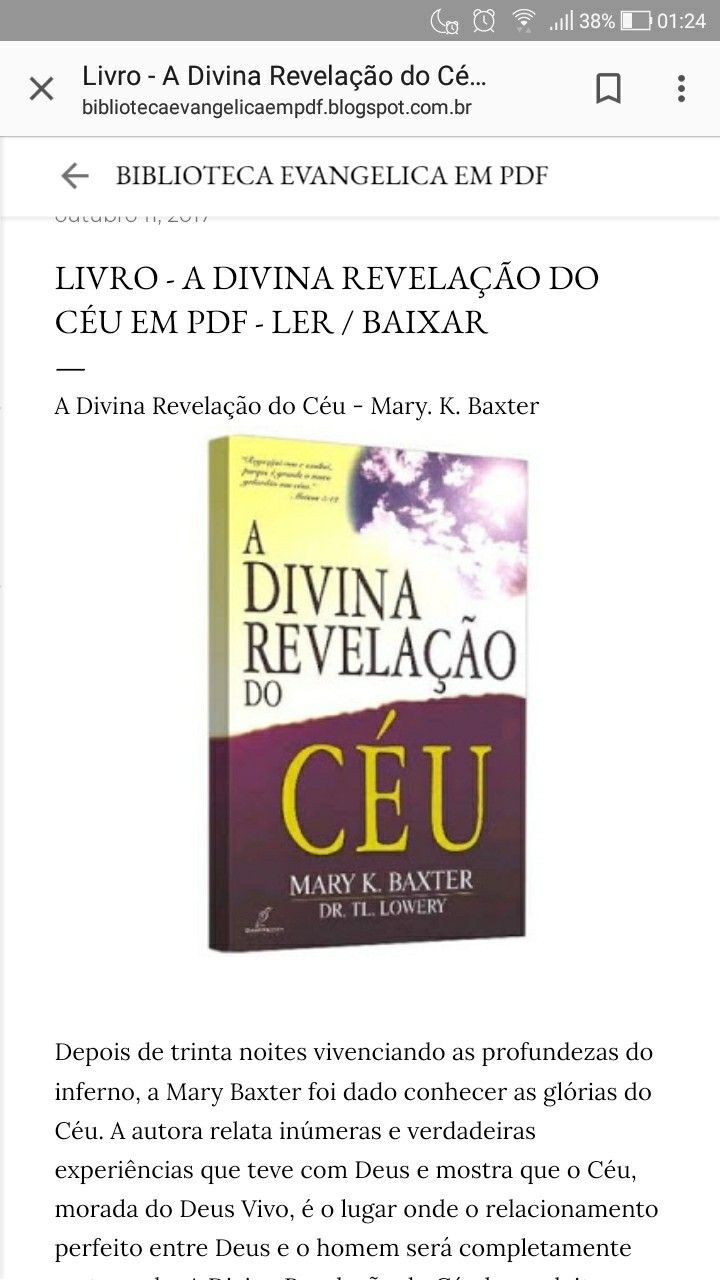 Pin De Priscila Oliveira Em Livros Livros Biblioteca Revelacao