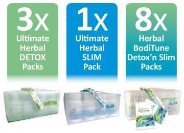 Super Combo - 10 Week Program | Ultimate Herbal Detox