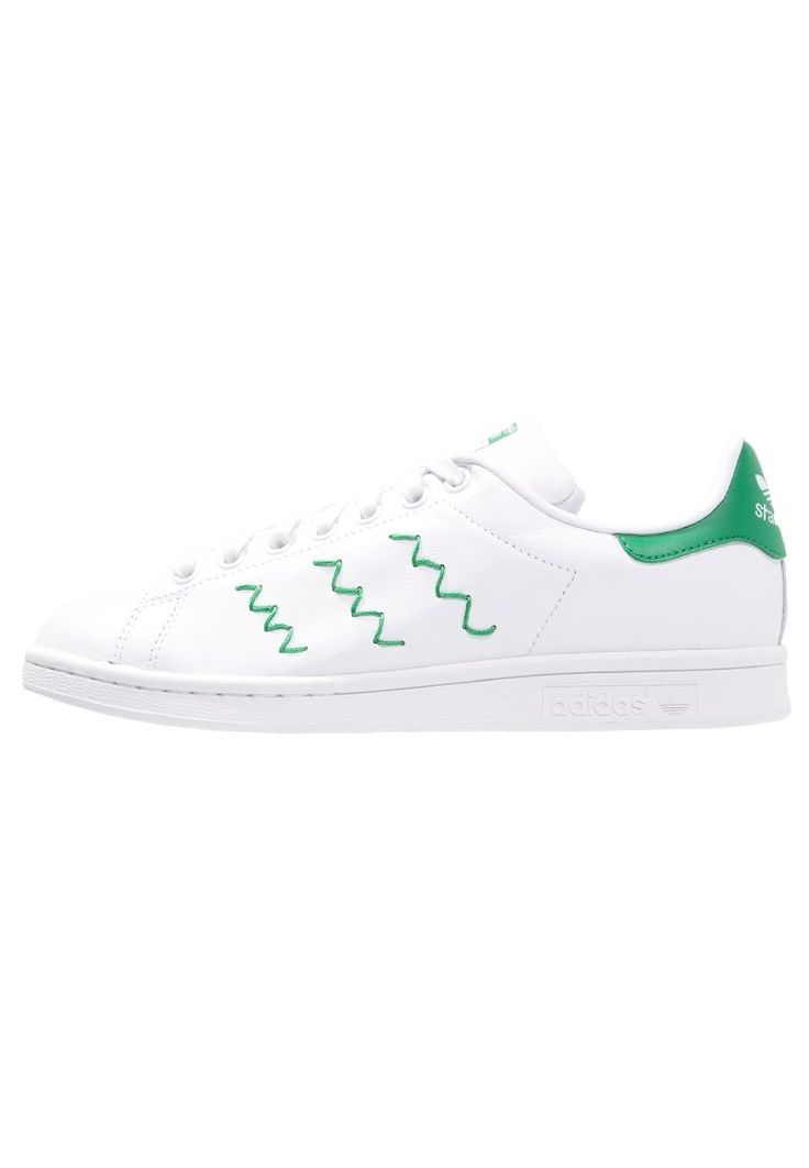 adidas Originals STAN SMITH  Tenisówki i Trampki white/green
