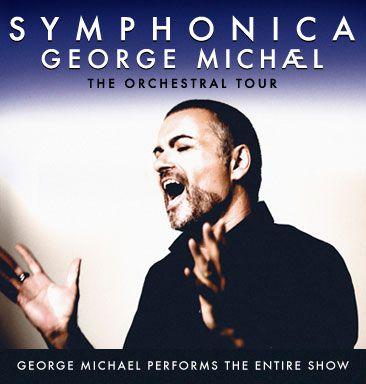 George Michael Symphonica Tour - Australia 2012