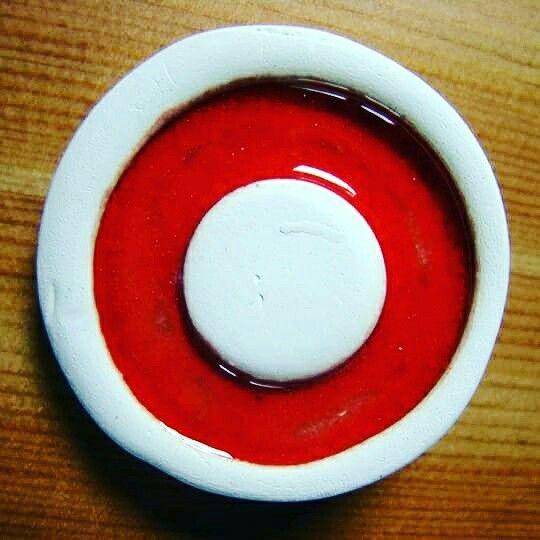 Broche #juliadobon #labaldebrotoartesania #joyería #cerámica #broches #artesanía