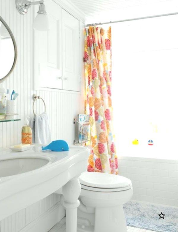 Bathroom Curtain Ideas For All Tastes And Styles Bathroom
