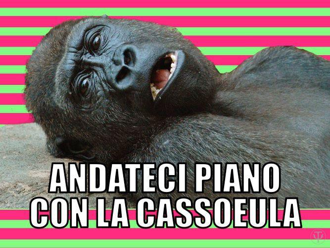 Piano con la Cassoeula