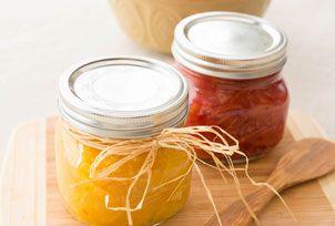 No-Cook 'Light' Orange Marmelade