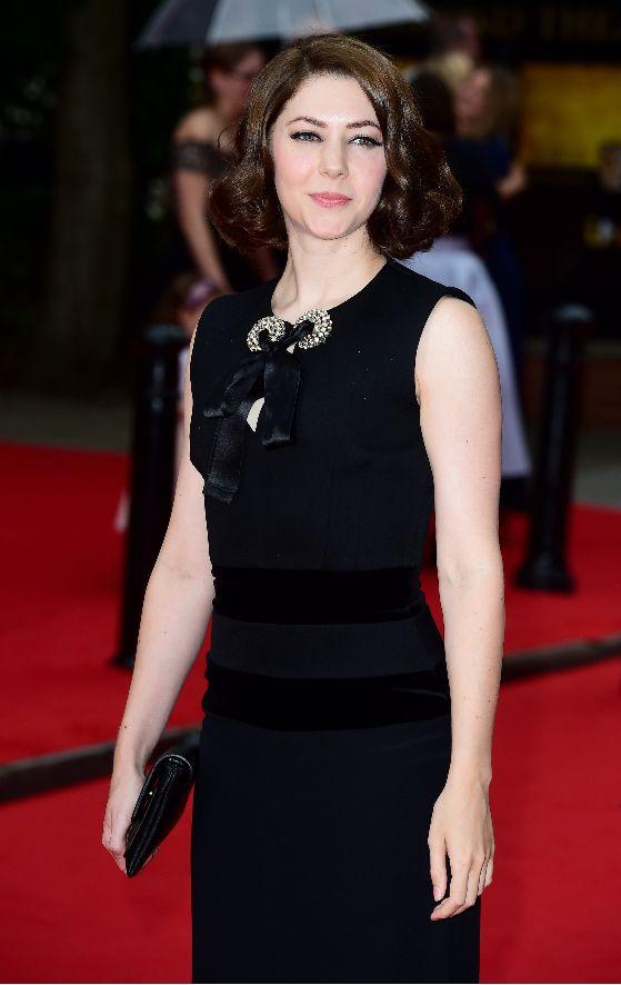 Downton Abbey Bafta Tribute Red Carpet Catherine Steadman ..